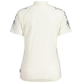 Maloja CuragliaM. All Mountain 1/2 Koszulka z krótkim rękawem Mężczyźni, vintage white